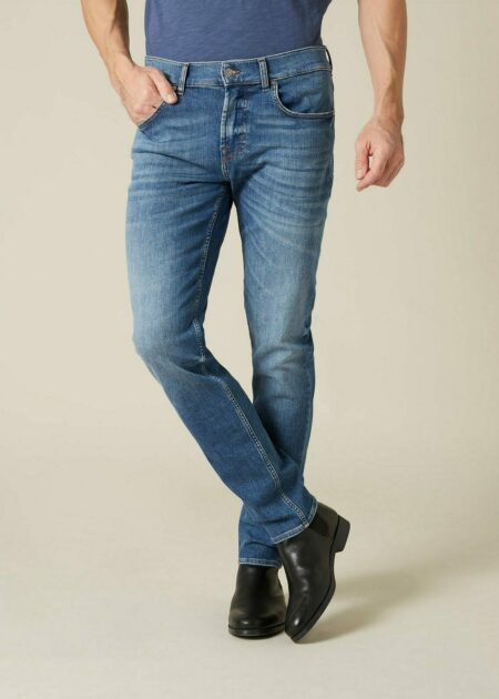 JEANS SLIMMY TAPERED SIERRA