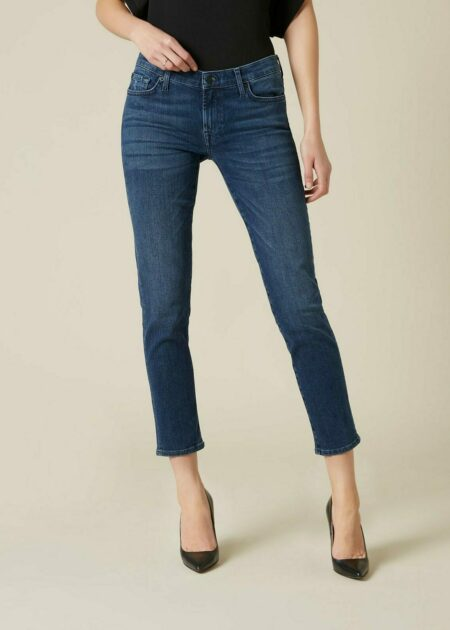 JEANS PYPER CROPPED PERSUIT EMBELLISHED