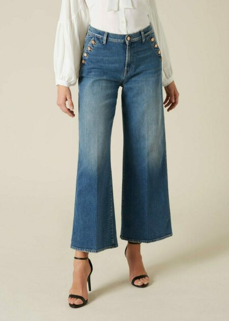 JEANS LOTTA CROPPED KEEPER