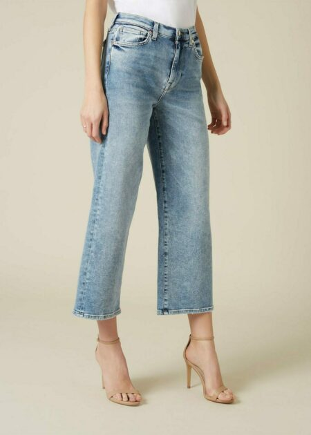 JEANS ALEXA CROPPED ON TIME